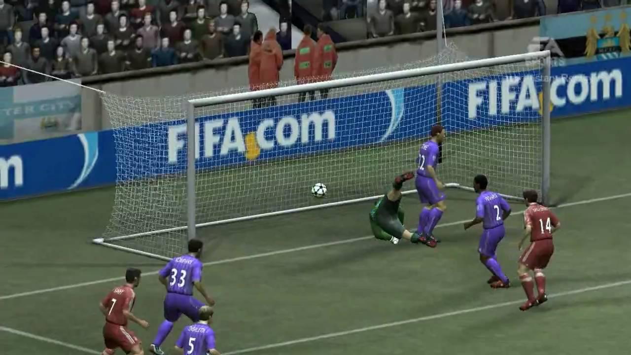 Fifa Online 2, czyli klasyczna sieciowa piłka nożna.