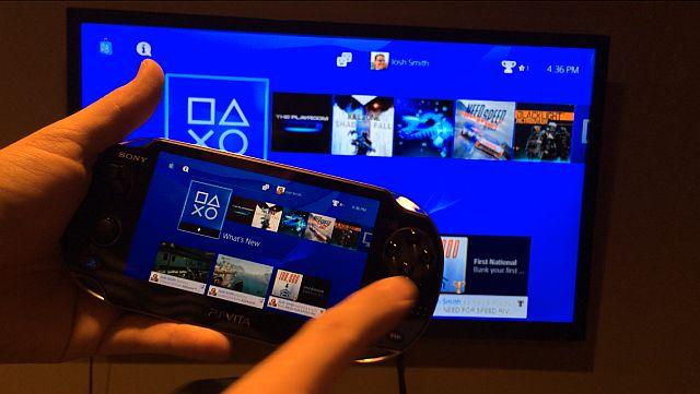 Gry z PlayStation 4 na telefonie? Już niedługo będzie to możliwe!