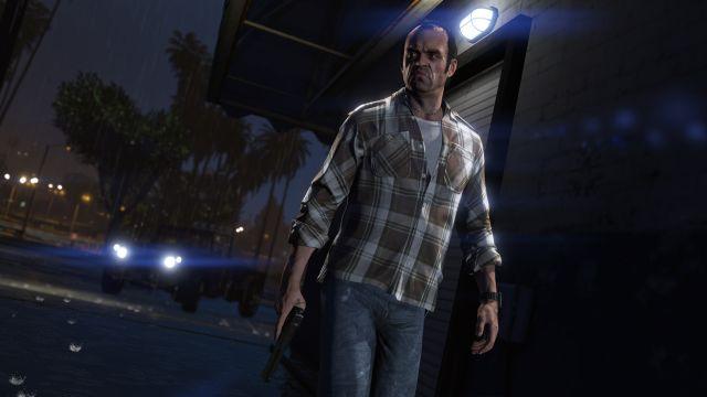 Grand Theft Auto V okiem pecetowca