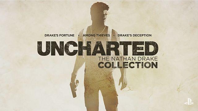Uncharted: Nathan Drake Collection trafi do nas w październiku