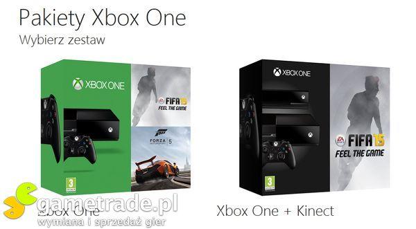 Microsoft Polska podał oficjalne ceny Xbox One na premierę!