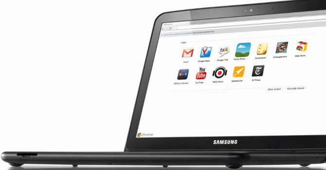 Chromebooki w 2014 roku. Niemal dwa razy więcej sprzedanych sztuk niż rok wcześniej
