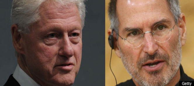Bill Clinton wspomina przyjaźń ze Stevem Jobsem