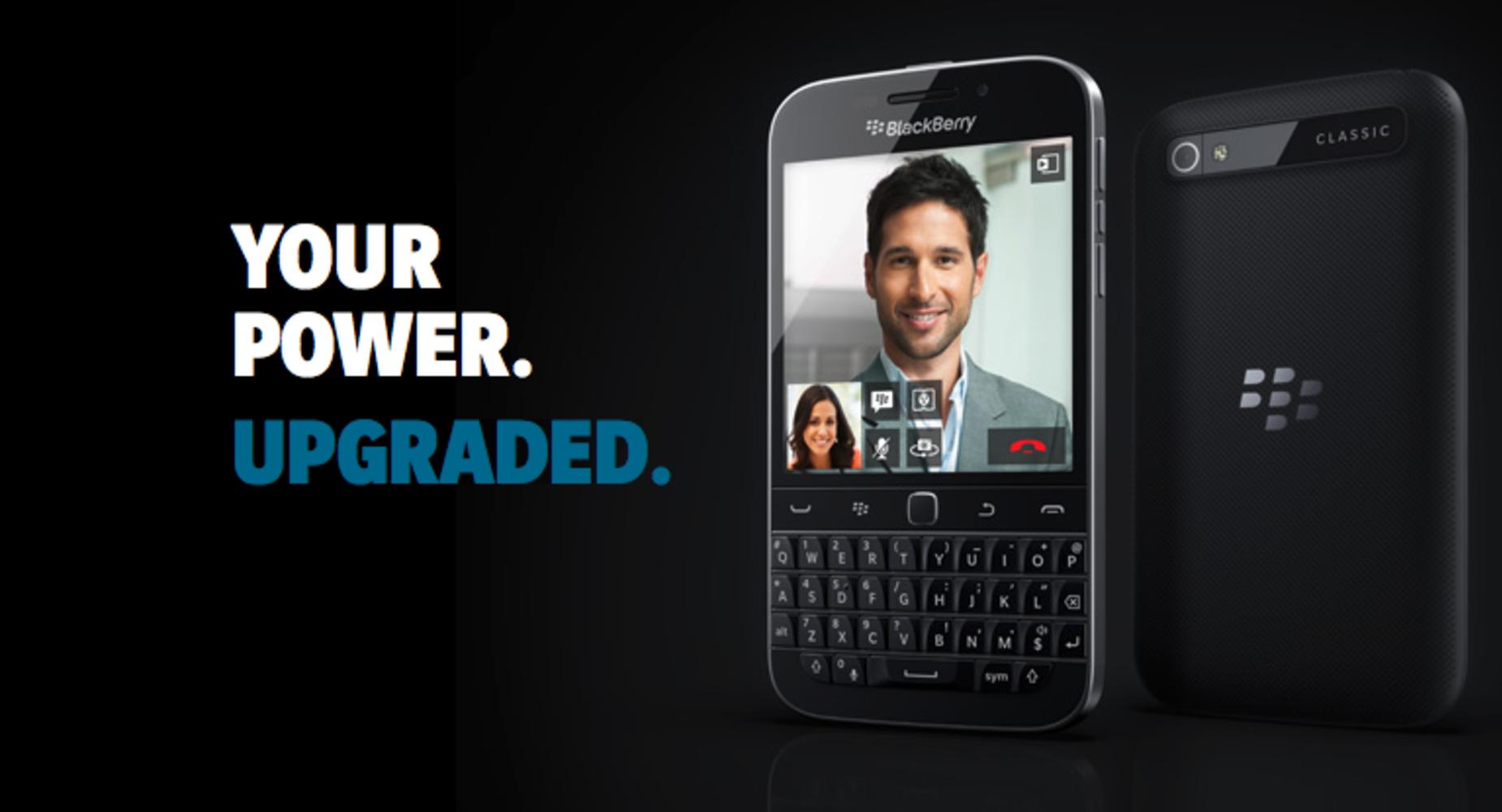 BlackBerry ma kolejny telefon, który mógłby mi zastąpić iPhone'a