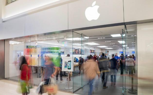 Apple: rekordowa sprzedaż iPhone'ów