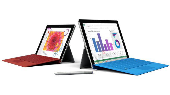 Microsoft zaprezentował nowy Surface 3