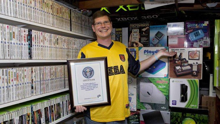 Mega kolekcja gier do kupienia na aukcji