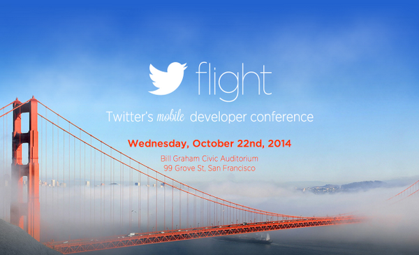 Twitter Flight - pierwsza konferencja dla deweloperów mobilnych
