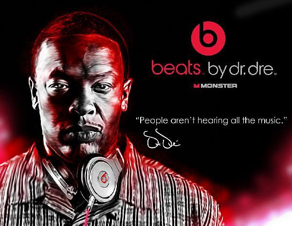 Apple zainteresowany kupnem firmy rapera Dr Dre?