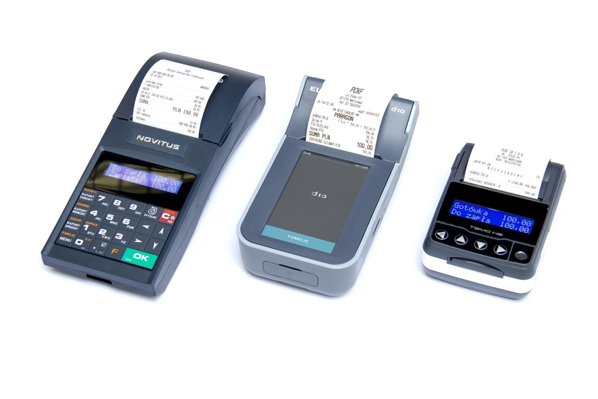 Drukarka fiskalna do handlu mobilnego? To możliwe!