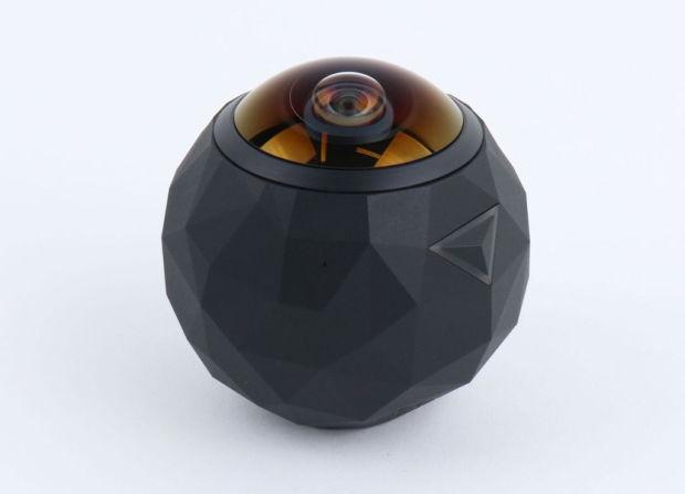Kamera Fly360 – i nic Ci nie umknie