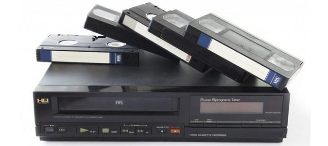 Funai kończy produkcję odtwarzaczy VHS
