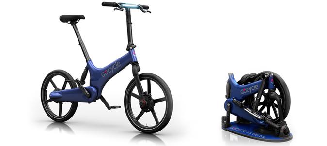 Gocycle G3 rower z przyszłości