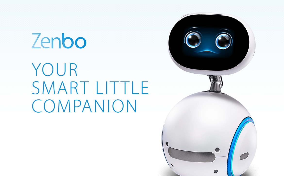 Robot Zenbo – domowy asystent od Asusa