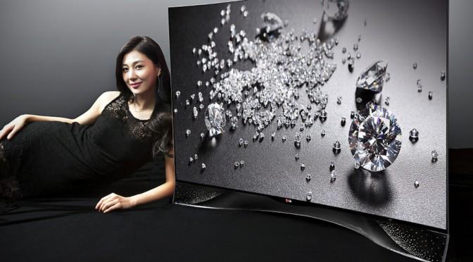 LG i Swarovski pracują nad nowym telewizorem OLED