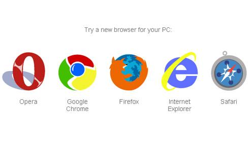Chromę umacnia pozycję, IE traci użytkowników a  Firefox powoli ich odzyskuje - przeglądarki