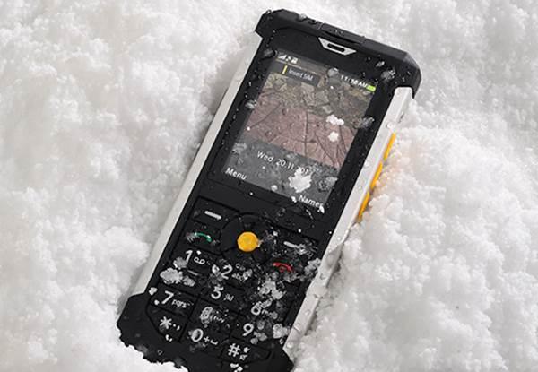 Pancerny telefon do zadań specjalnych