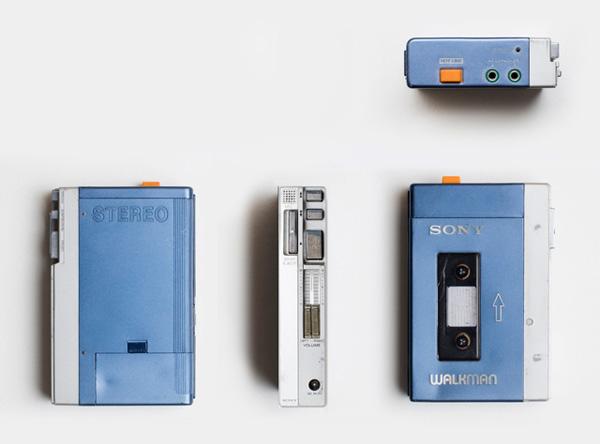 Sony Walkmen TPS-L2