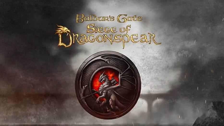 Baldur's Gate: Siege of Dragonspear już dostępny na linuksa