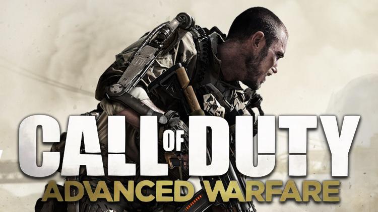Call of Duty: Advanced Warfare - takie wojny przyszłości to ja lubię. Świetna produkcja!