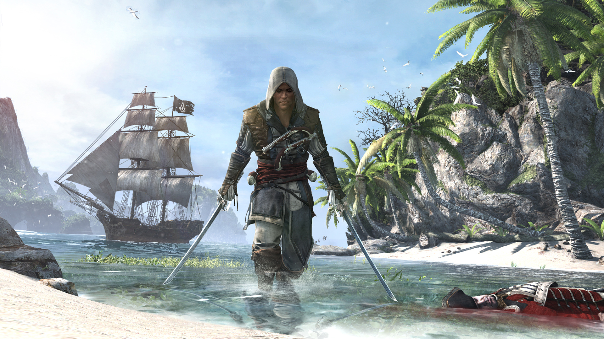 Assassin's Creed IV: Black Flag- znana data premiery na PC