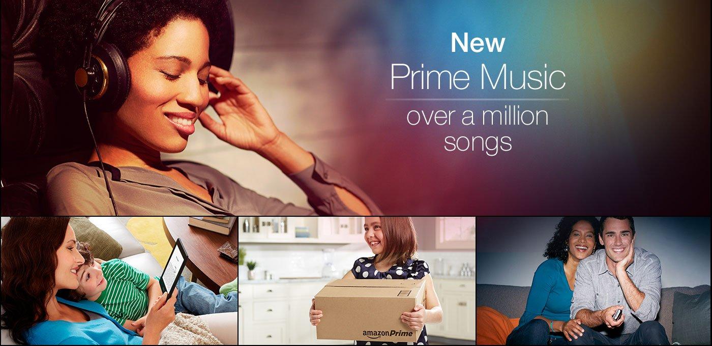 Amazon dodaje strumieniowanie muzyki w członkostwie Prime