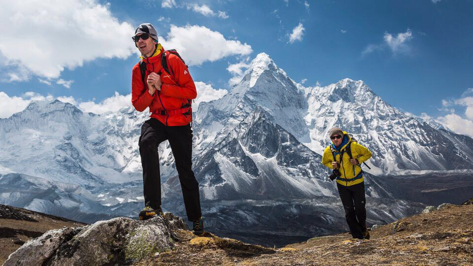 Relacja z ataku Mount Everest poprzez Snaptchat
