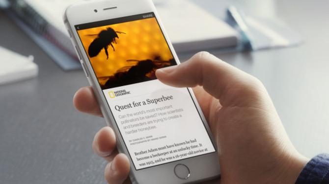 Publikowanie pełnych artykułów już na Facebook-u