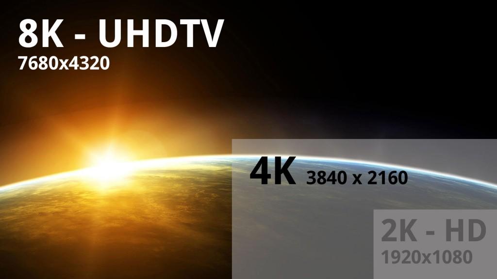 Czy rozdzielczość 4K to za mało?