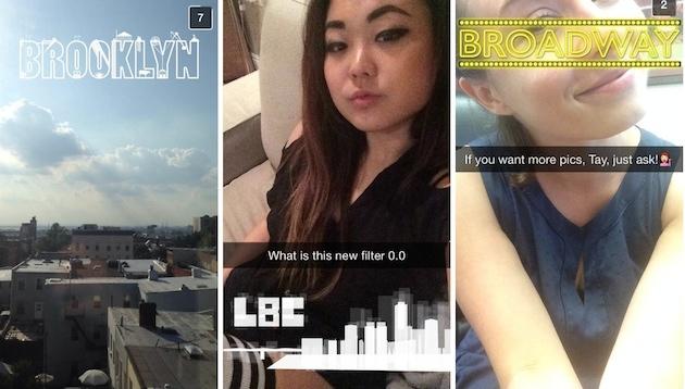 Snapchat testuje naklejki w wiadomościach