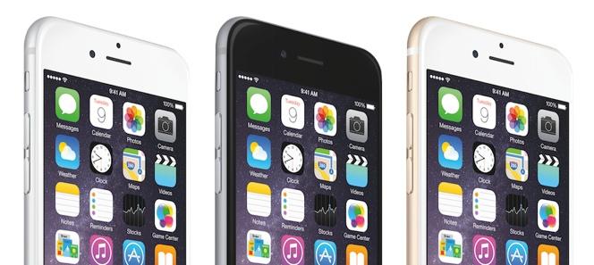 Rekordowa przedsprzedaż nowych iPhone'ów