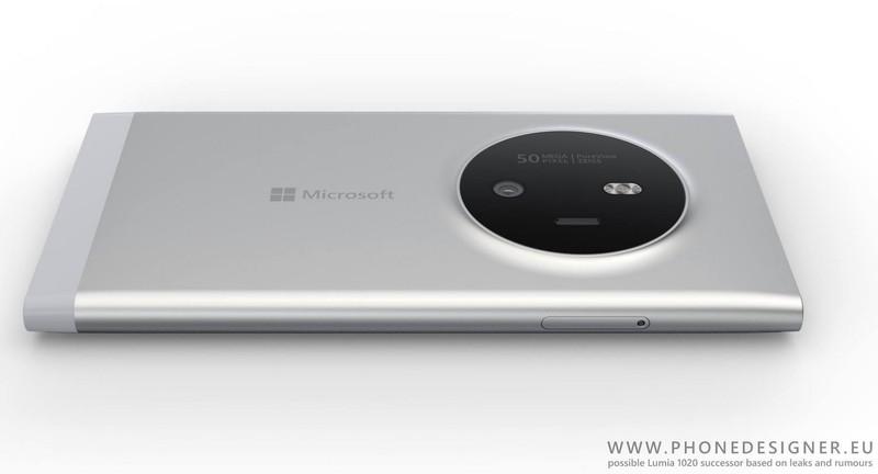 Czy tak będzie wyglądać Lumia 1030?