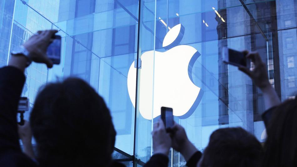 Apple warte ponad 700 miliardów dolarów. Konkurencja daleko w tyle