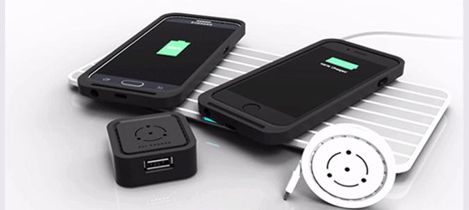 FLI Charge - innowacyjna mata ładująca