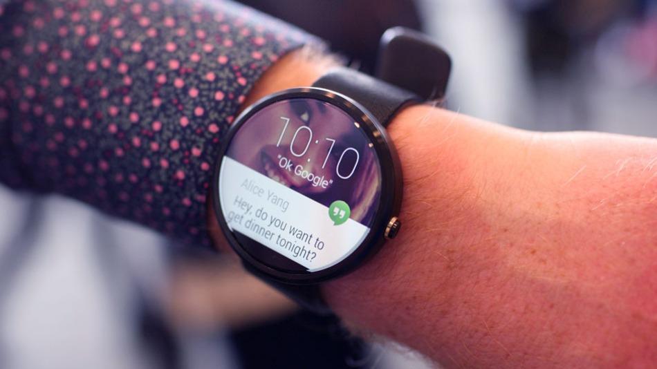 Moto 360 SmartWatch można dostosować teraz poprzez Moto Maker