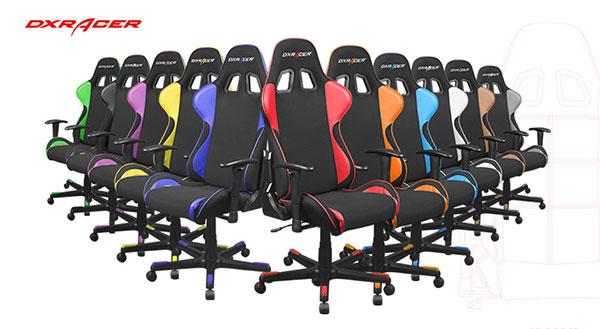 Fotele DXRacer