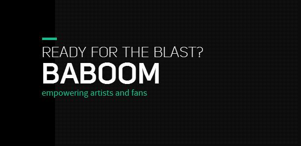 Baboom - nowy serwis muzyczny Kima Dotcoma powoli startuje. Będzie konkurował ze Spotify!?