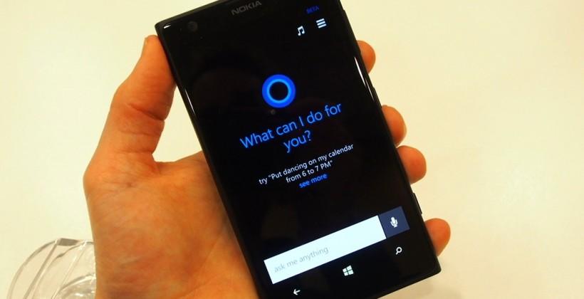 Cortana od Microsoftu zbliża się na Androida i iOS
