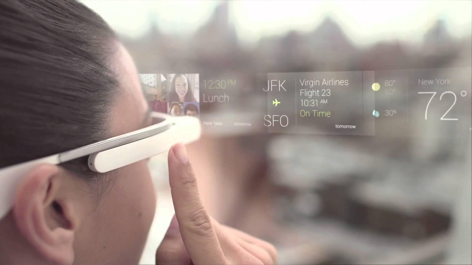 `WSJ`: niedługo zaprezentowana zostanie nowa wersja Google Glass