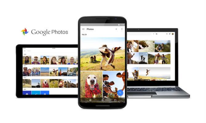 Google Photos zaprezentowane podczas konferencji Google I/O