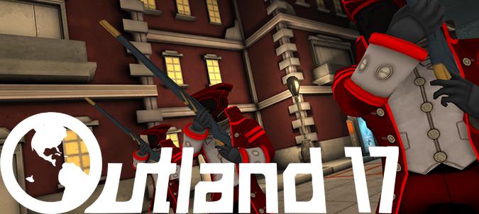 Outland 17 - rewolucja w przyszłości