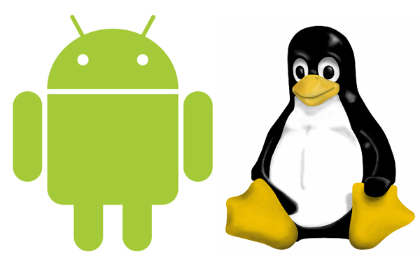 Linux Tux Android