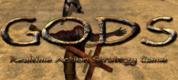 GODS - Action RTS z bogami w roli głównej