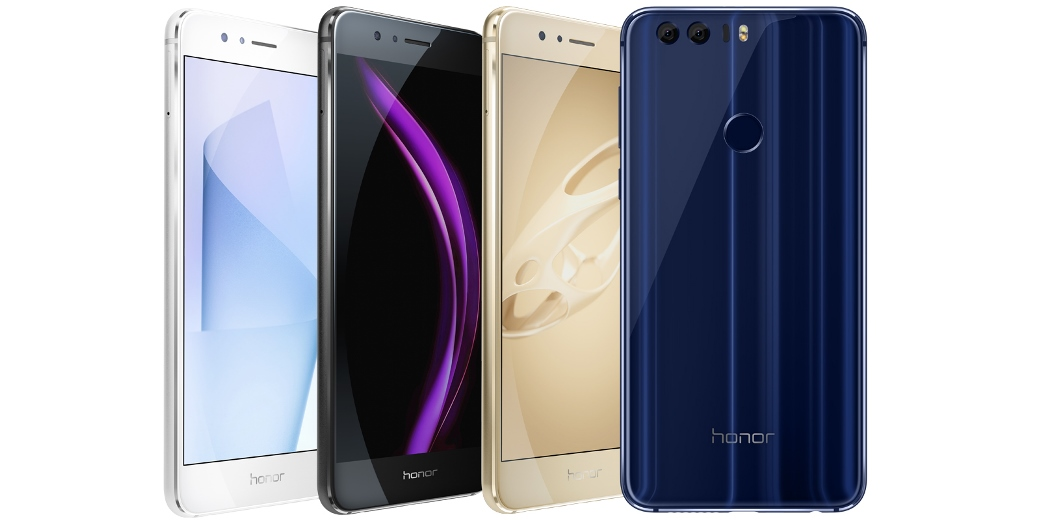 Honor 8 nowy smartfon od Huawei