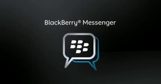 BlackBerry Messenger w smartfonach LG od nowości