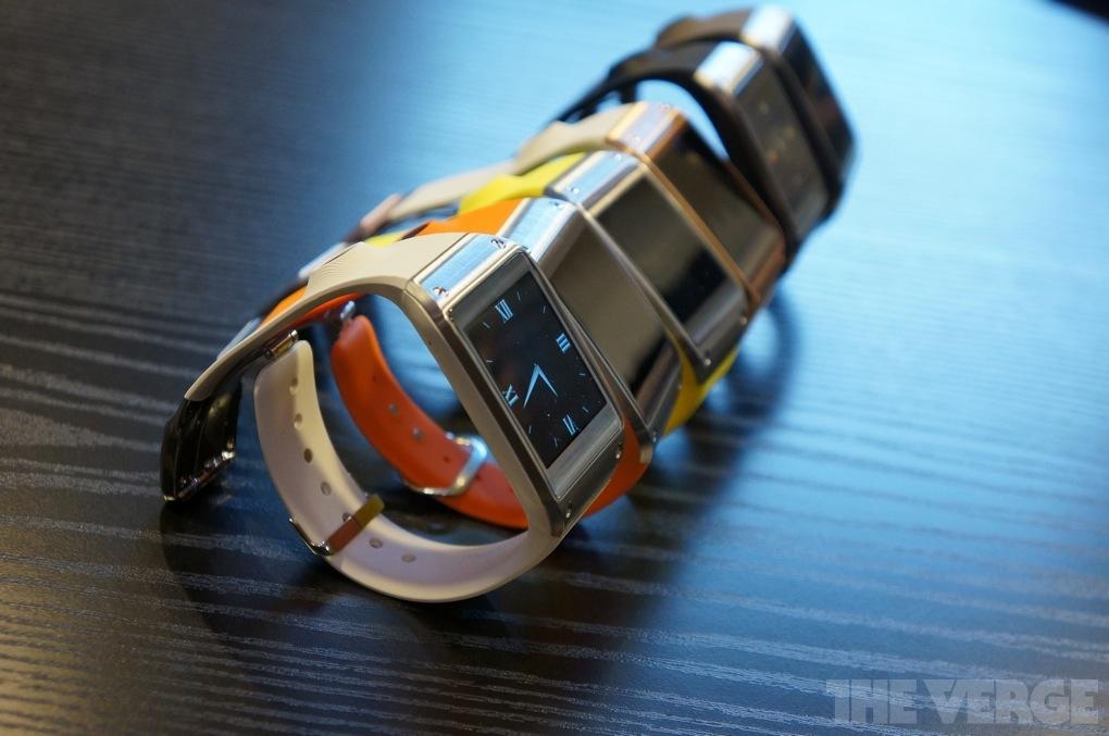 Samsung Galaxy Gear - innowacyjny zegarek