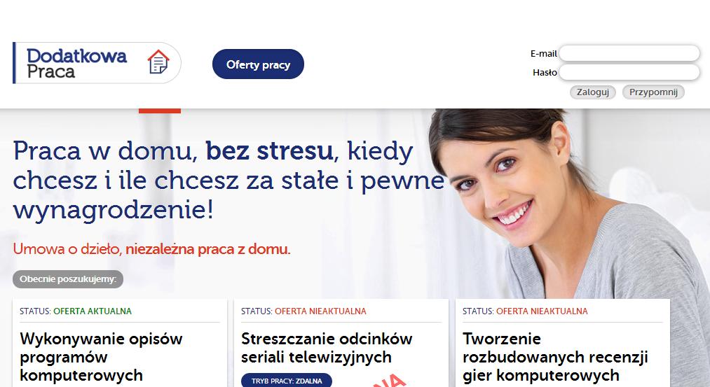 dodatkowapraca.com